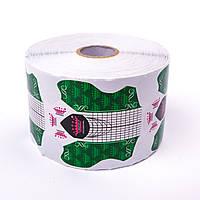 Бумажная форма для наращивания гелем на ногтях (500 шт)