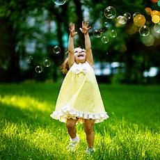 Летние платьица для девочек