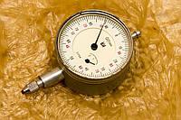 Индикатор часового типа ИЧ-02, ИЧ-10, ИЧ-25, ИЧ-50 с ценой деления 0,01 мм ГОСТ 577-68