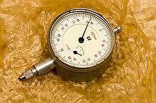 Індикатор годинникового типу ИЧ-02, ИЧ-10, ІЧ-25, ІЧ-50 з ціною поділки 0,01 мм ГОСТ 577-68