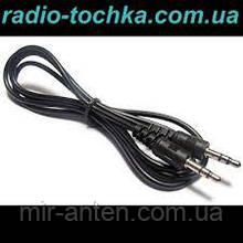 Аудіо шнур mini Jack-mini Jack (тато-тато) Tcom 1.2 м