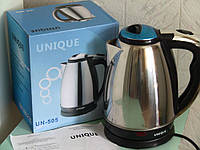 Чайник UNIQUE UN 506 2L 1800 Вт