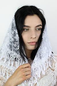 Платок Люче белый