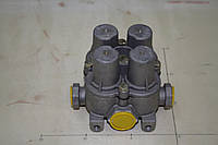 Клапан тормозной защитный  4-контурный Howo, Foton AC3251/2