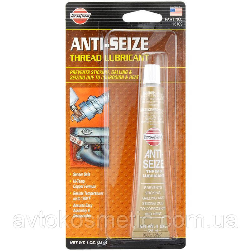 Versachem ANTI-SEIZE THREAD LUBRICANT 28g - Медная смазка
