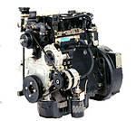 Моменты затяжек болтов двигателя Perkins 1004, 1006