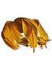 Лента золотая 25 мм.