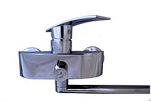 Змішувач для ванни з поворотним носом 2-020