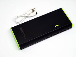 Power Bank MZ 30000 mAh black 3USB+LED фонарь
