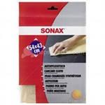 SONAX салфетка- замша для снятия воды