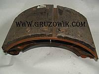 Колодка тормозная задняя Howo, Foton AC3251/2