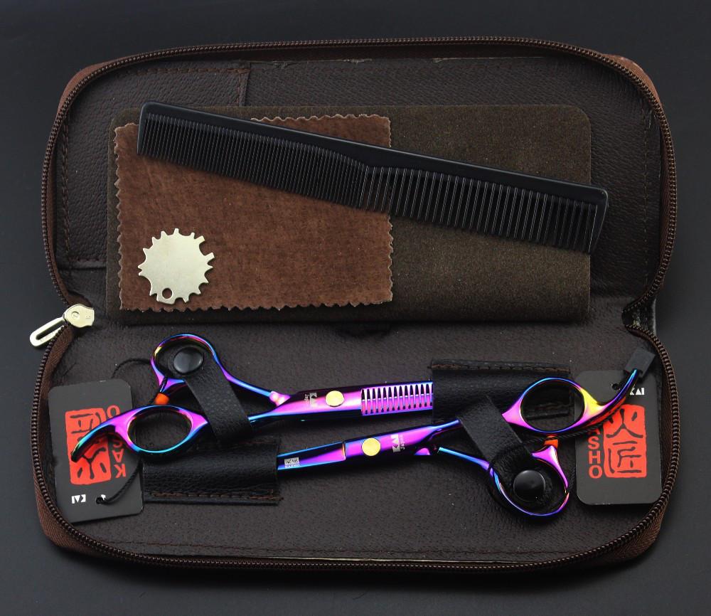 Набор ножниц парикмахерские ножницы для стрижки 6 дюймов профессиональ