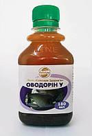 Вешенка экстракт мицелия+экстракт виноградных косточек Оводорин У-антиоксидант 180 мл