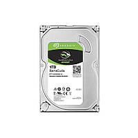 Жесткий диск 3.5 Seagate BarraCuda HDD 1TB 7200rpm 64MB ST1000DM010 SATA III