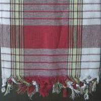 """Арт. 25004 Пештамал (пештамаль, полотенце) для хамама """"Старый город"""""""