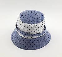 Детская панамка 50 и 52 размер для мальчика детские панамки головные уборы хлопок панама, фото 1