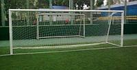Сетка футбольная школьная Шнур 2 мм. Ячейка 150х150 мм.