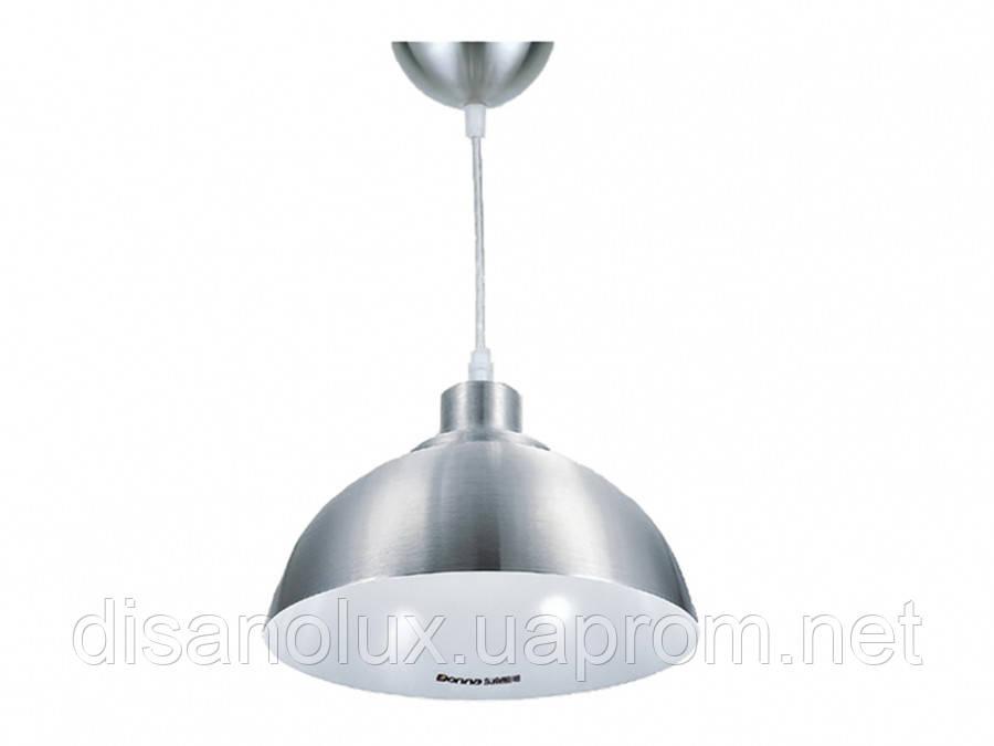 Светильник подвесной W1210121  Е27 D250мм Silver