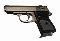 Стартовый пистолет EKOL MAJOR 9 мм (серый) (14200007)