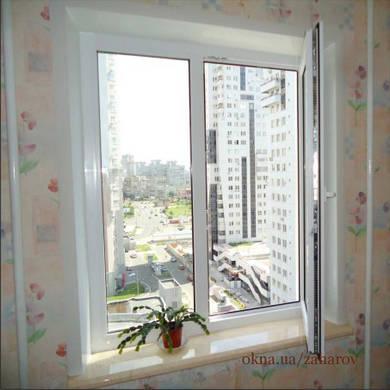 Пластиковые откосы на окна
