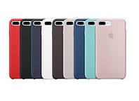 Силиконовый чехол для iPhone 7(+) 8(+) Оригинальное качество!