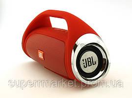JBL Boombox mini 8W копия, k836 889 портативная колонка с Bluetooth FM MP3, красная, фото 2