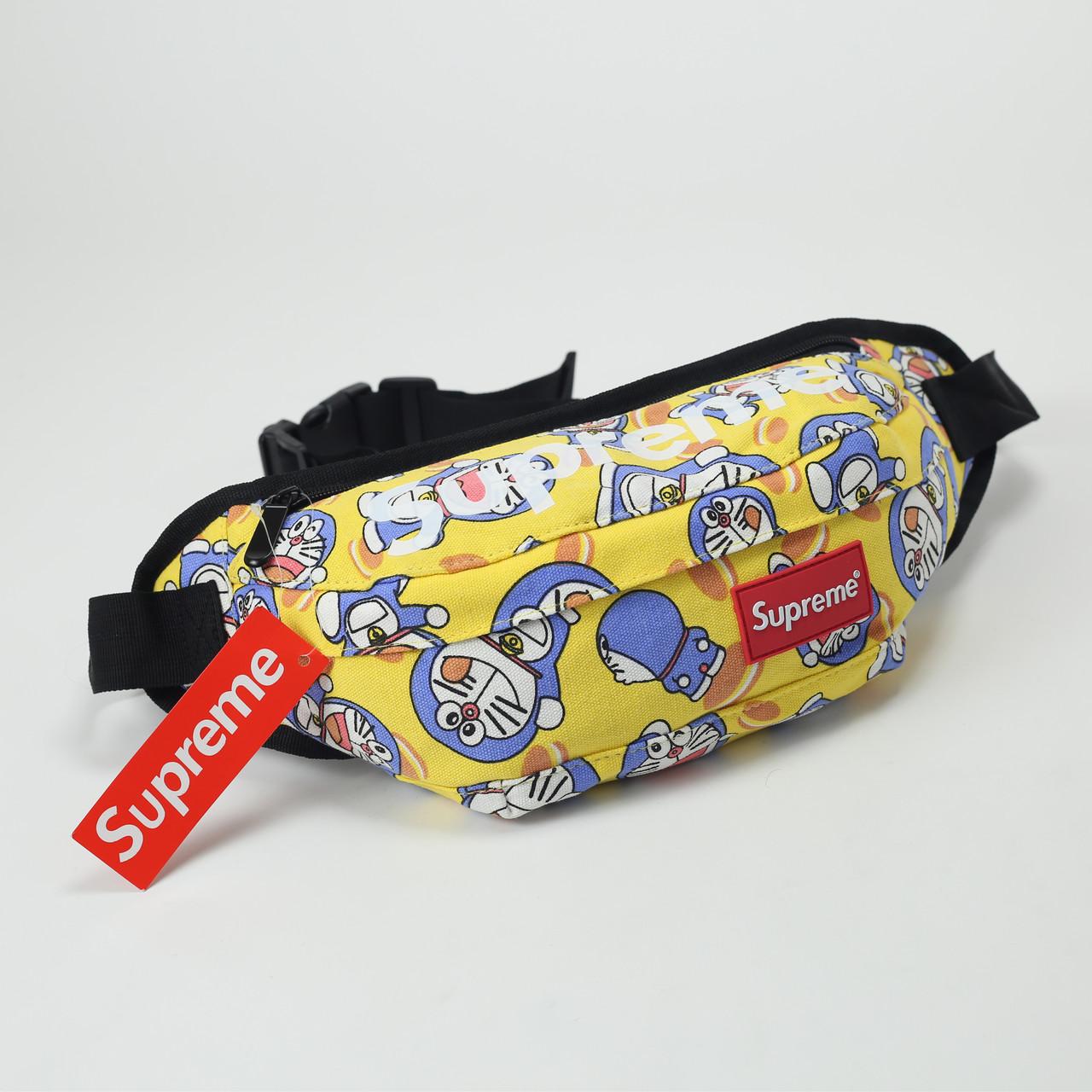 d126389e108c Поясная сумка Supreme Cat реплика - Ataman Shop — Интернет-магазин  молодежной одежды в Полтаве