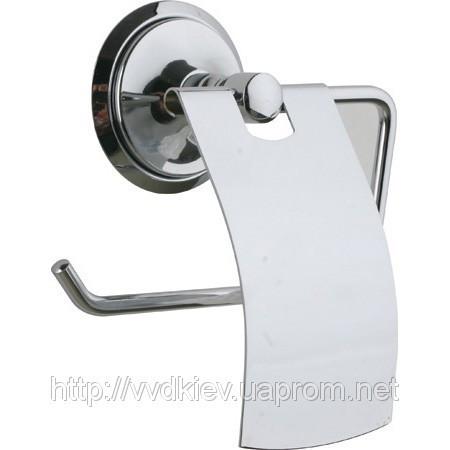Держатель туалетной бумаги с узкой крышкой