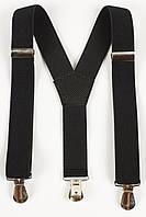 Подтяжки детские Y25 Top Gal черные цвета в ассортименте