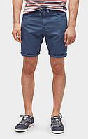Мужские синие шорты TOM TAILOR Denim TT 64551670010 6732