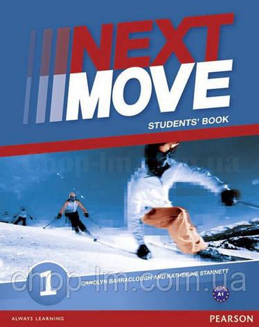 Учебник Next Move 1 Student Book, фото 2