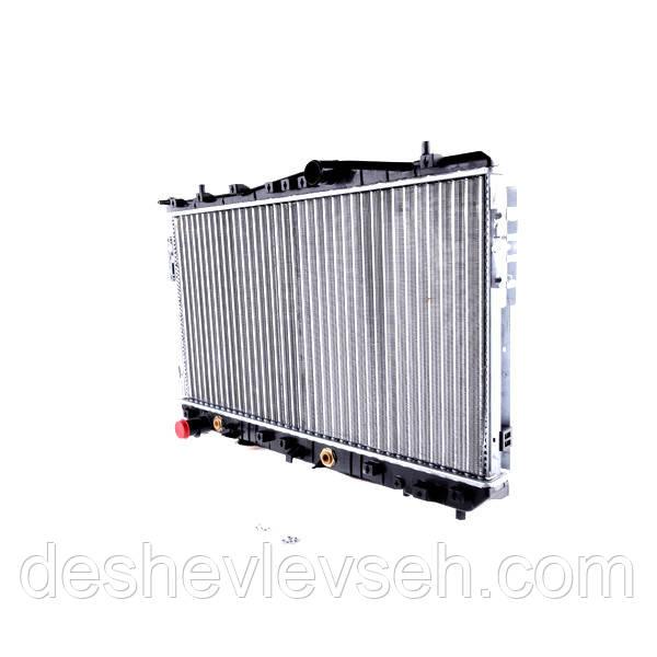 Радиатор Lacetti 1.8 DOHC AT (CR-CH0011.01), 96553244 (AURORA)