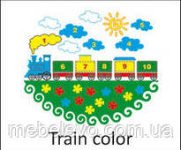 Novelty Train color