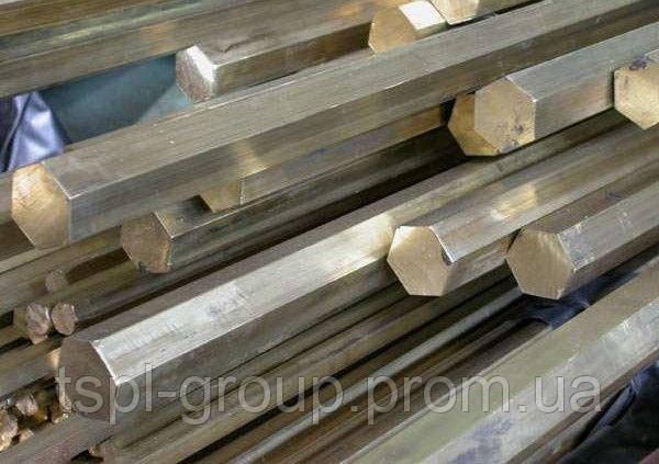 Калиброванный шестигранник 22 мм сталь 40Х, h11