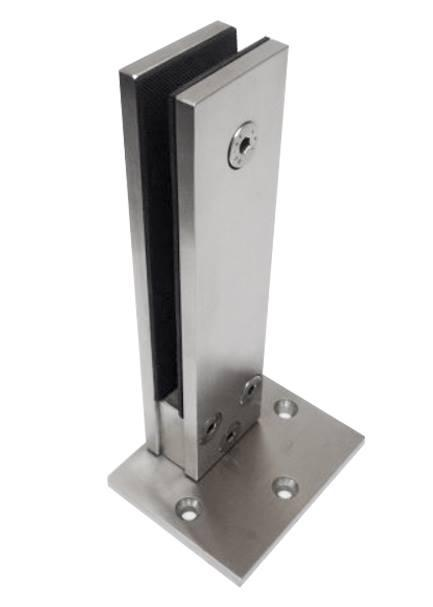 ODF-02-04-01 Стойка для стекла MINI из нержавейки
