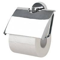 Держатель для туалетной бумаги Spirella SYDNEY с крышкой.