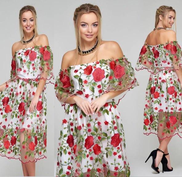 Платье 3731