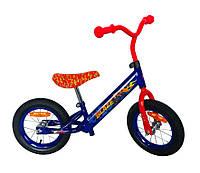 Велобег, стальная рама, катафоты, колеса 12'', BL171202