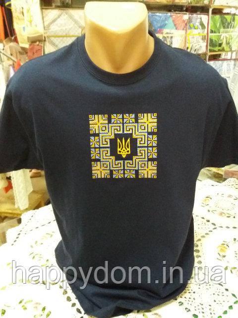 Вышиванка футболка патриот