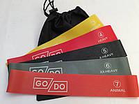 Набор резиновых петель  из 5 шт в сумочке, фото 1