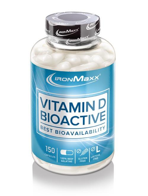 Витамины IronMaxx D Bioactive 150 caps