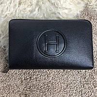Клатч Hermes 18550 черный