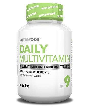 Витамины Nutricore Daily Multivitamin 90 tabs