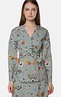 Женская зелёная блуза MR520 MR 223 2643 0218 Green