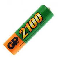 Аккумулятор АА GP-2100mAM NiMh (аккумуляторные батарейки )