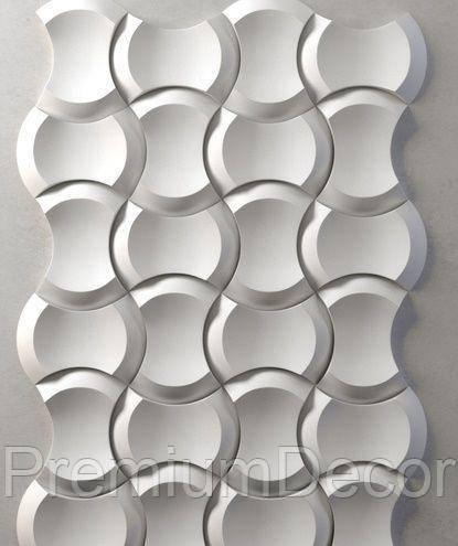 Гипсовые 3Д/3D панели КЛИН