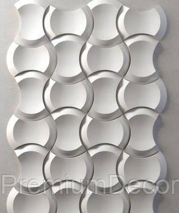 Гипсовые 3Д/3D панели КЛИН, фото 2