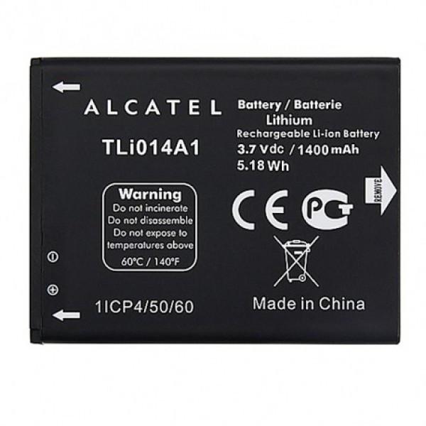 Аккумулятор TLi014A1 для Alcatel One Touch 5020, 1400 mAh Оригинал