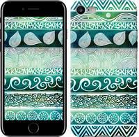 "Чехол на iPhone 7 Узор v16 ""2849c-336-11680"""