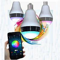Умная LED лапочка, колонка Smart Led Лампа BL-05